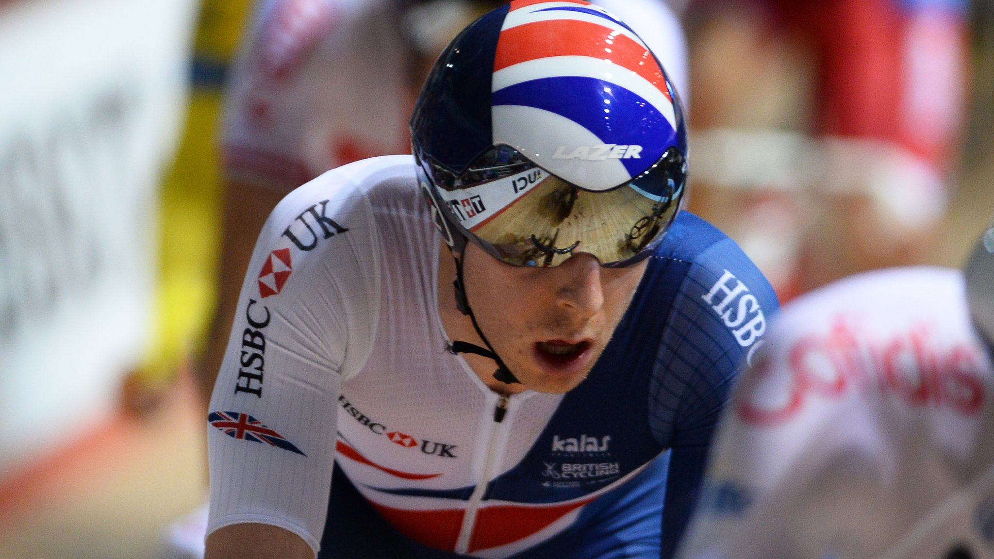 Track Cycling World Cup: Mark Stewart wins double silver