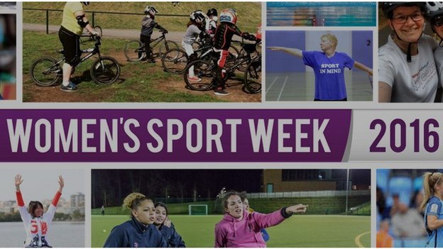 Womens Sport Week 2016: What is it? and how you can get involved