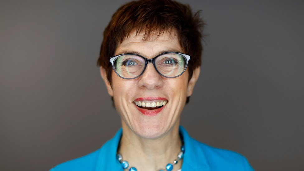 Annegret Kramp-Karrenbauer: Who is the new leader of Germany's CDU?