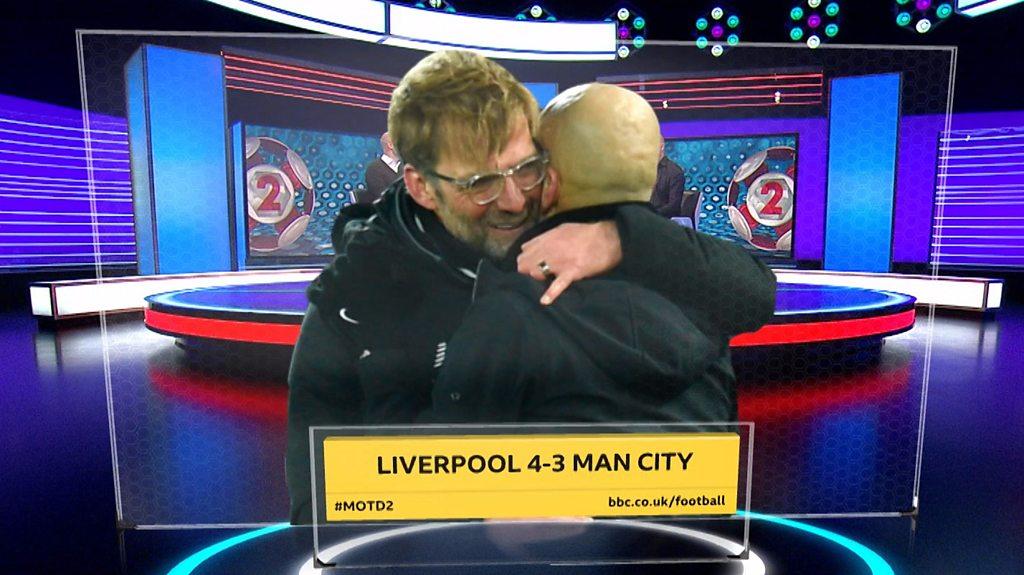 Liverpool v Man City: 'Wow' - Shearer & Murphy on 'incredible' Premier League match