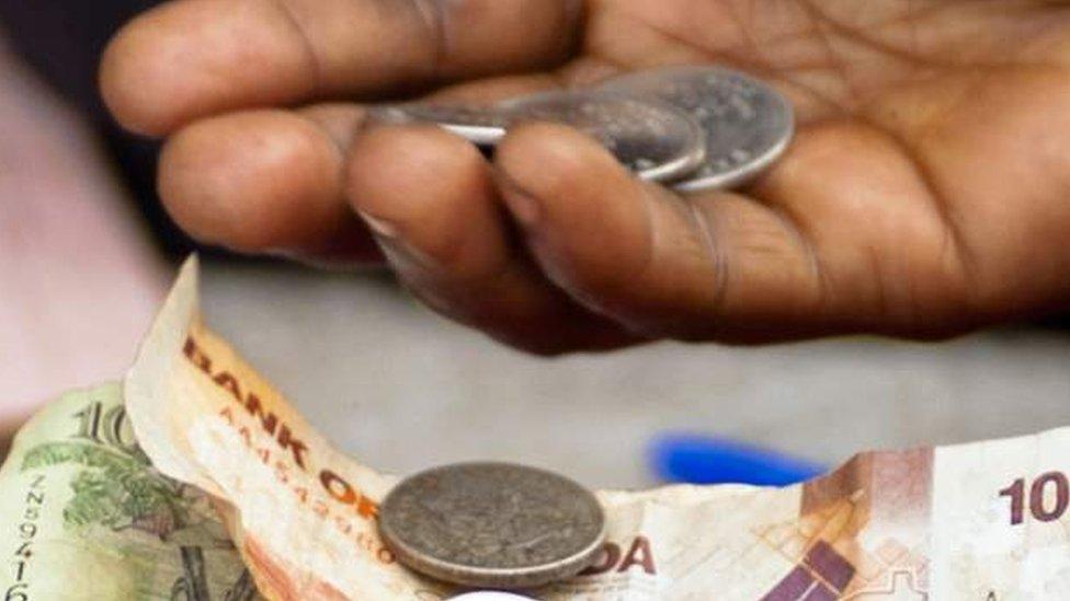 L'Ouganda interdit les dons aux enfants de la rue