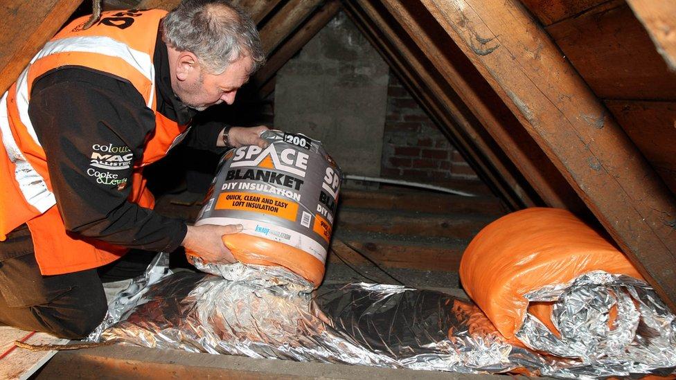 UK 'must insulate 25 million homes'