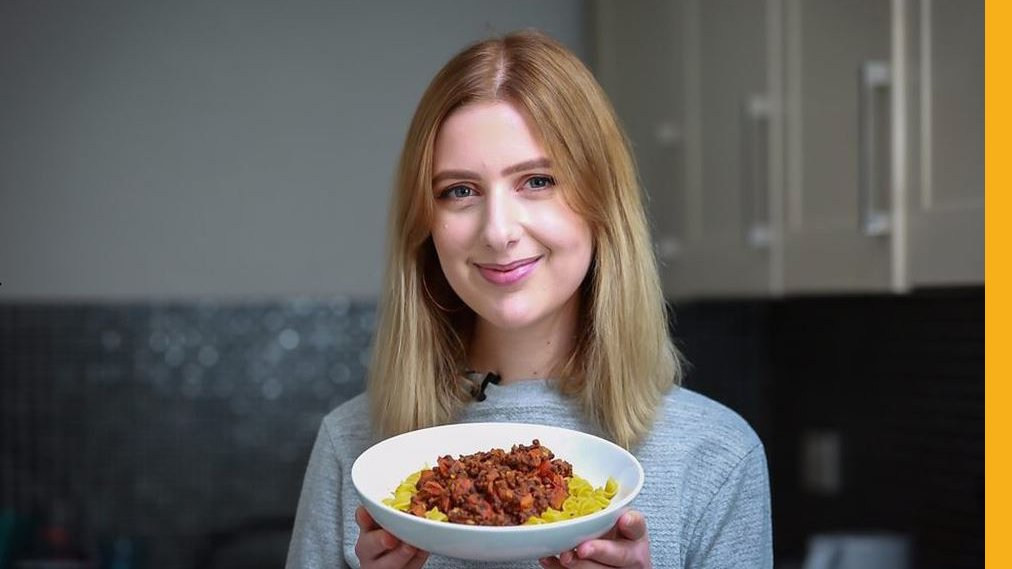 'I went vegan to hide my eating disorder'