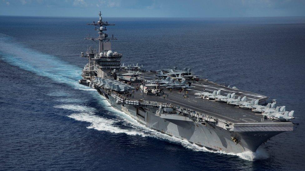 North Korea tensions: US ready to 'bring Kim Jong-un to his senses'