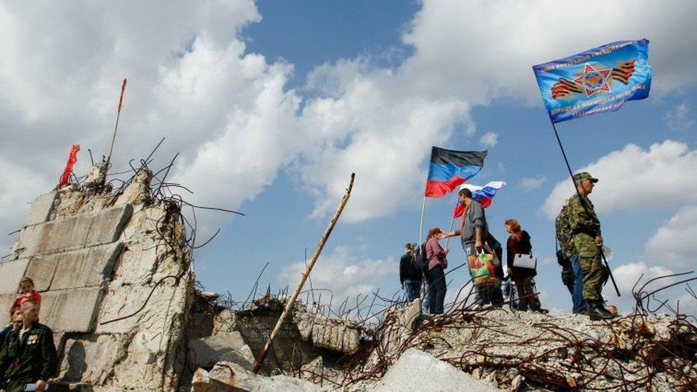 СБУ: у боях на Донбасі брала участь російська