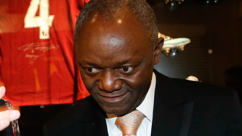 Kompany's Congolese father becomes Belgian mayor