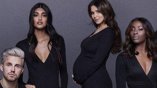 Cheryl 'confirms' pregnancy in new photo