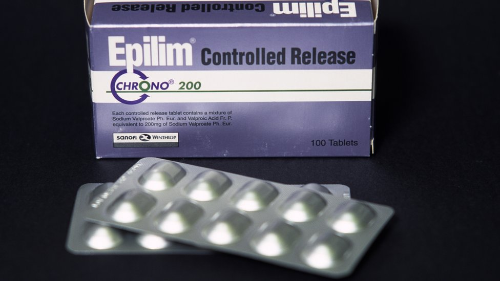 Epilepsy drug warnings 'not reaching women', survey shows