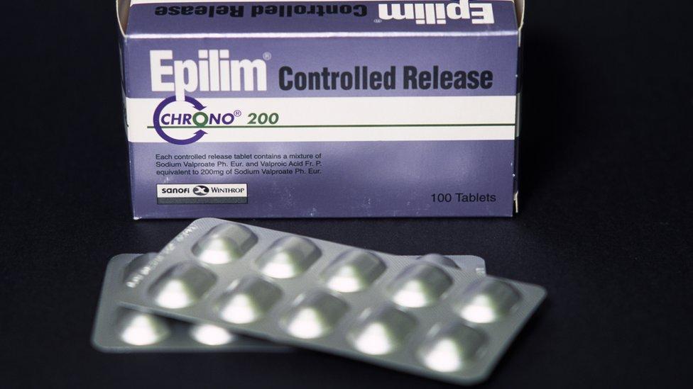 Epilepsy drug warnings 'not reaching women', survey shows