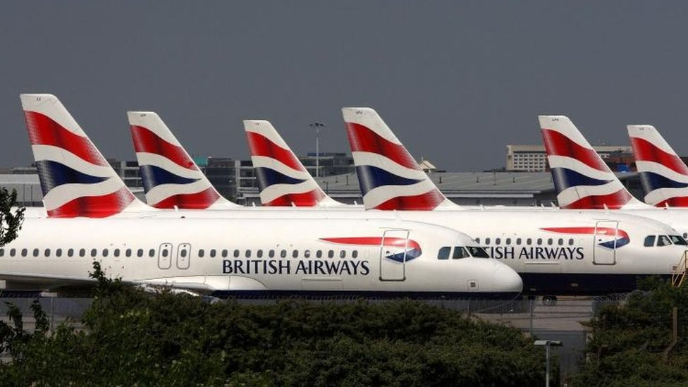 BA to take 'some days' to clear baggage backlog
