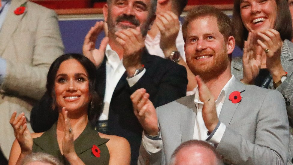 Prince Harry: Invictus athletes are mental health role models