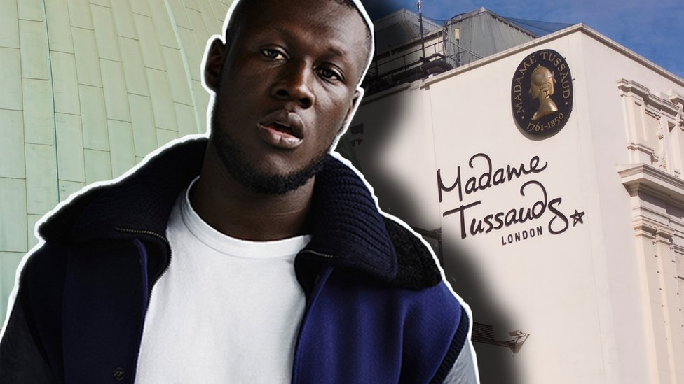 Stormzy to be revealed as latest Madame Tussauds waxwork