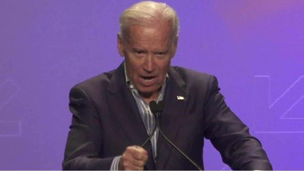 Joe Biden makes emotional cancer appeal