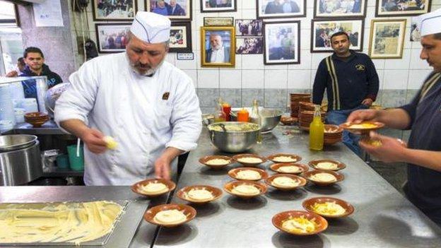 El origen exacto del humus está altamente disputado.
