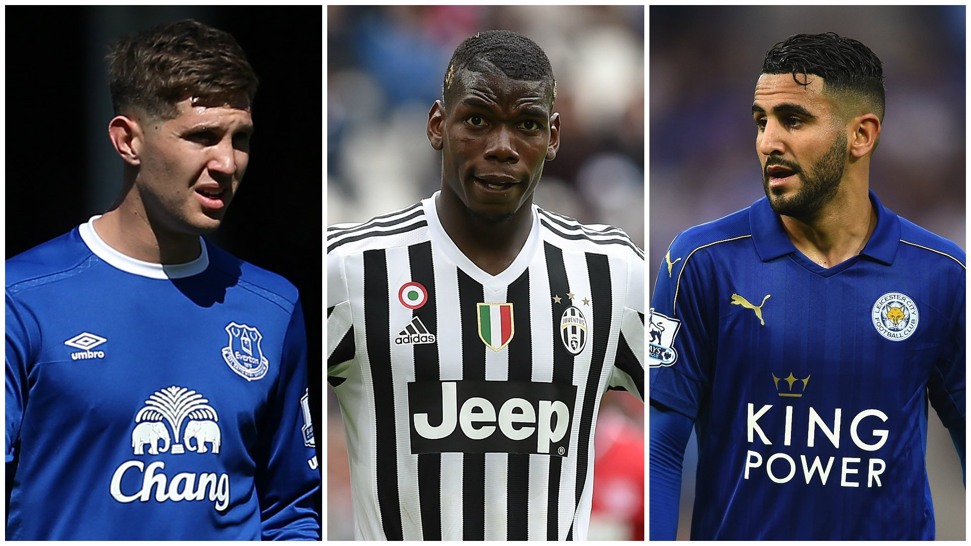 Transfer window: 50 players who could be on the move