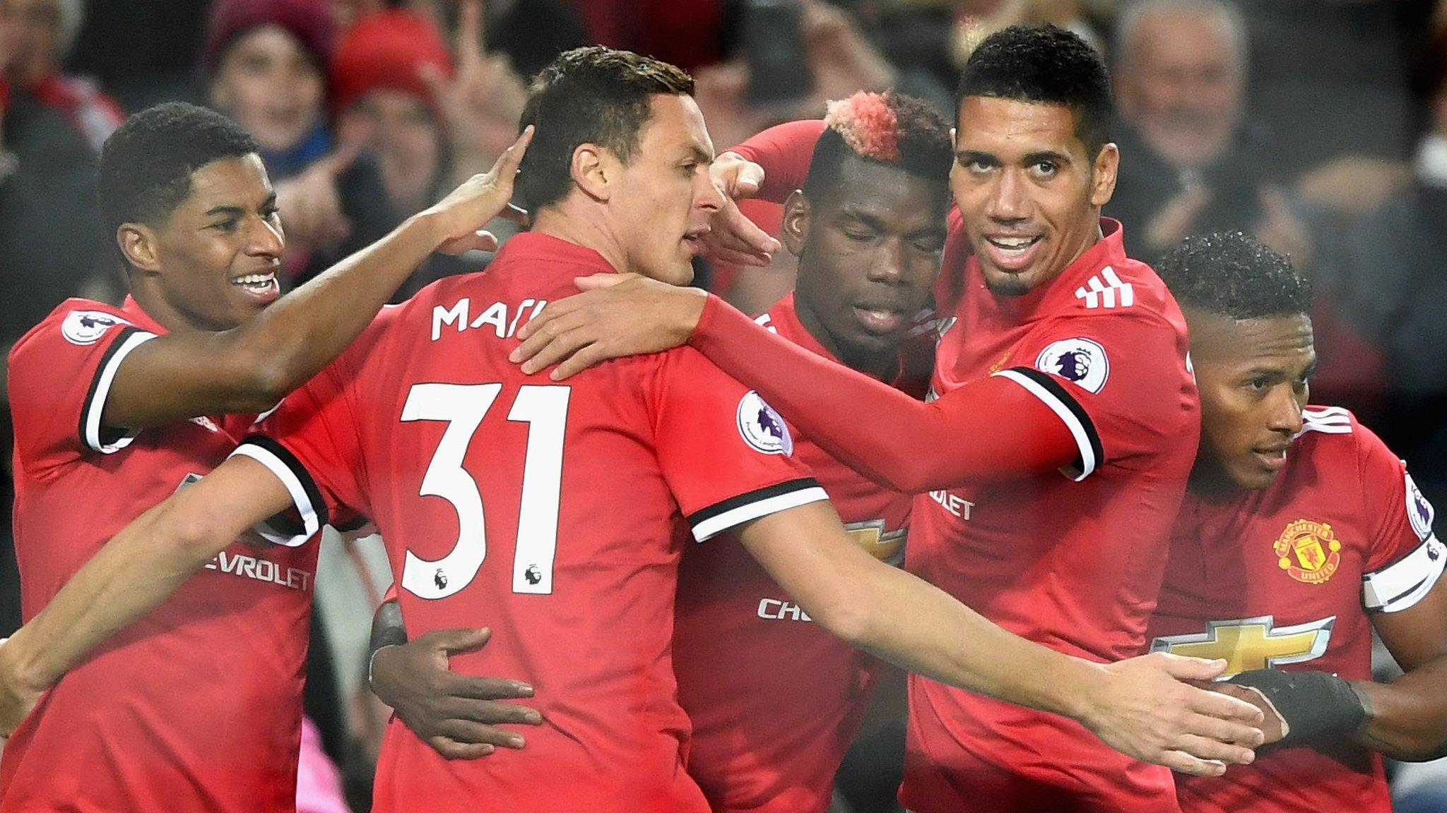 Pogba and Ibrahimovic return as Man Utd thrash Newcastle