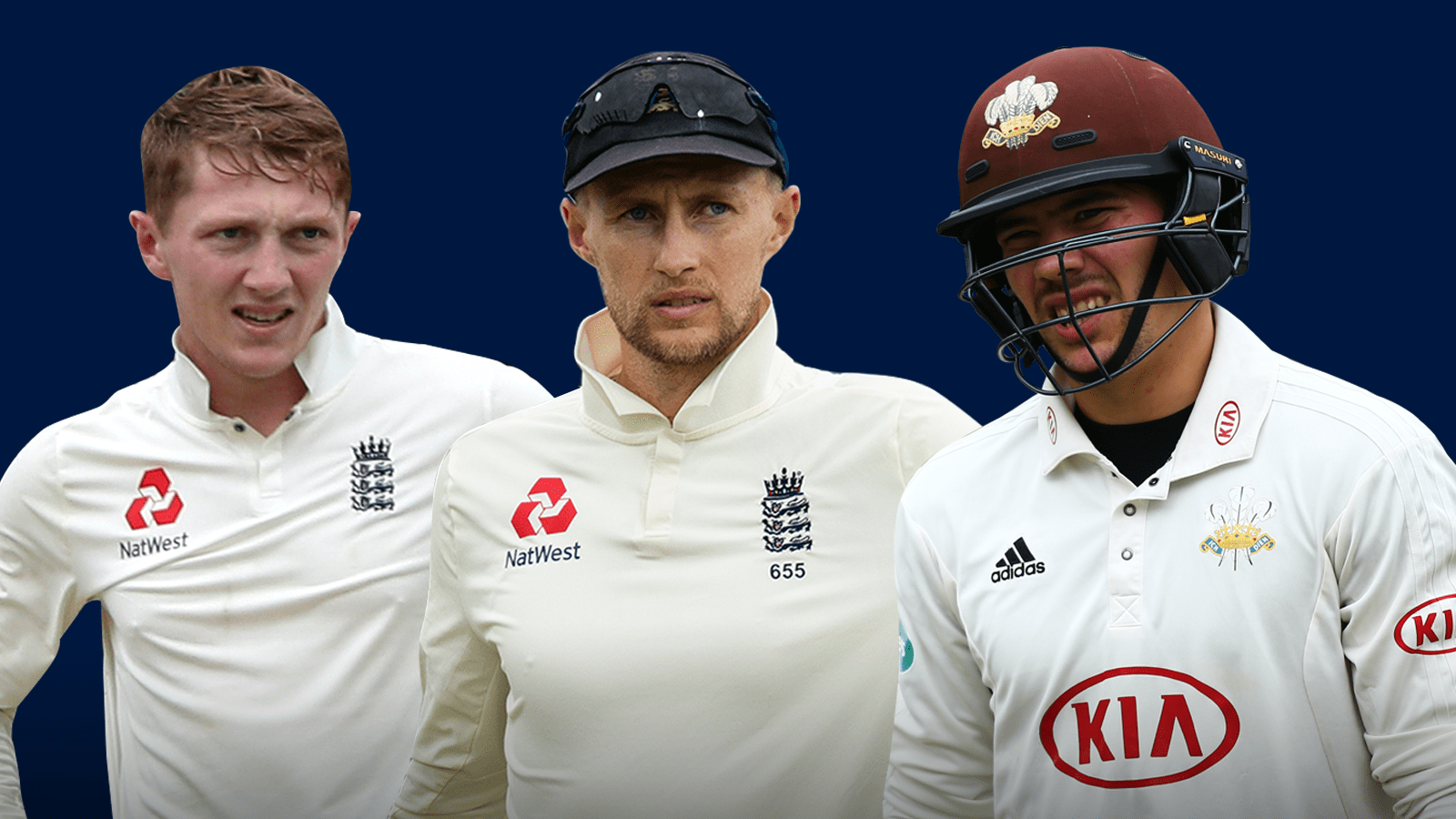 Who opens? Where does Root bat? Pick your England team for first Test
