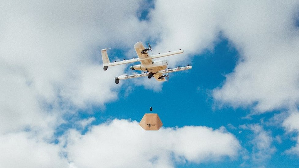Google's Wing delivery drones head to Europe