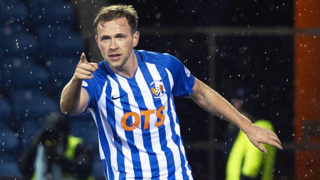 Birmingham cut short Stewart's Kilmarnock loan