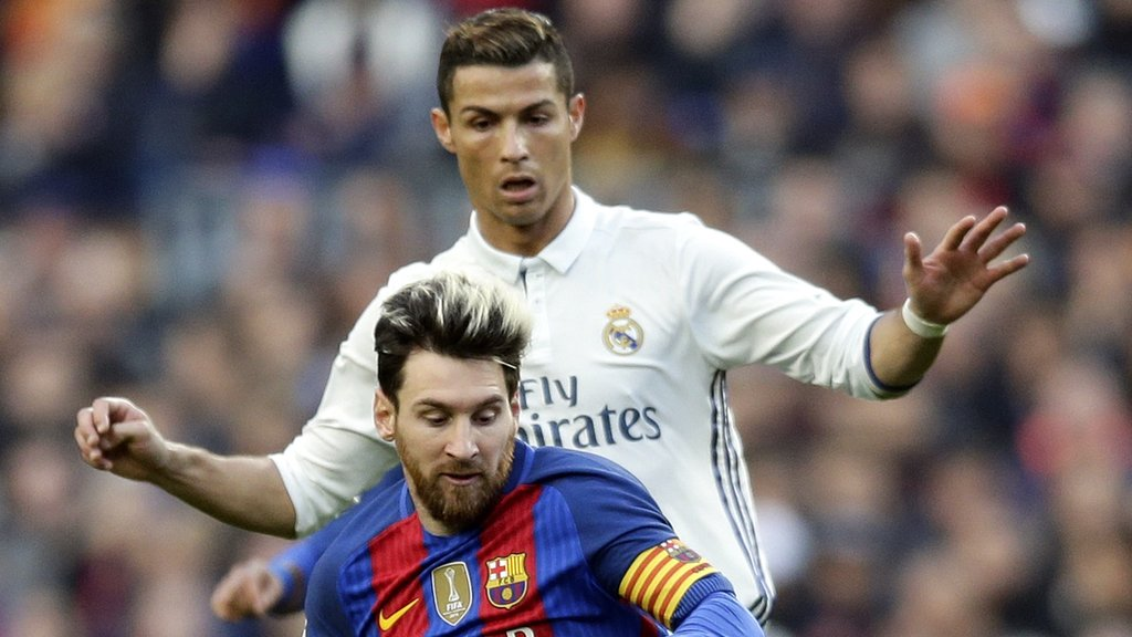 Barcelona 1-1 Real Madrid: El Clasico player ratings from Nou Camp