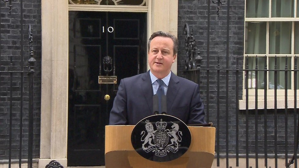 David Cameron announces EU referendum date - Get West London