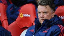 Man Utd boss Louis van Gaal