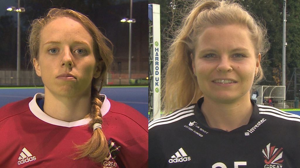 Great Britains womens hockey team: Whats it like being a reserve goalkeeper?