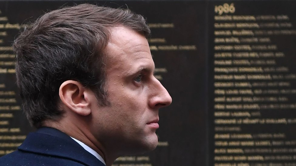 France election: Macron says EU must reform or face 'Frexit'