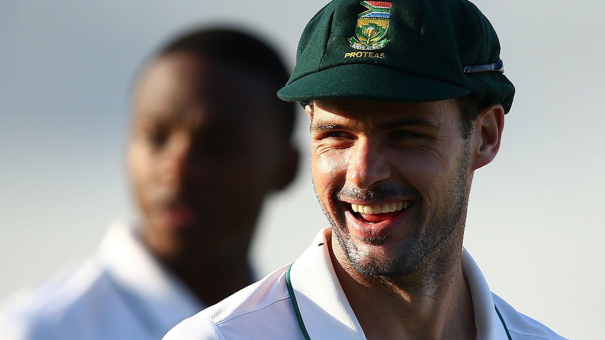 Stephen Cook: South Africa batsman joins Durham as overseas player