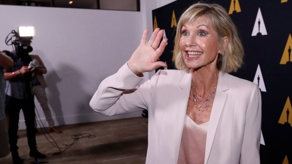 Olivia Newton-John opens up on her cancer 'mission'