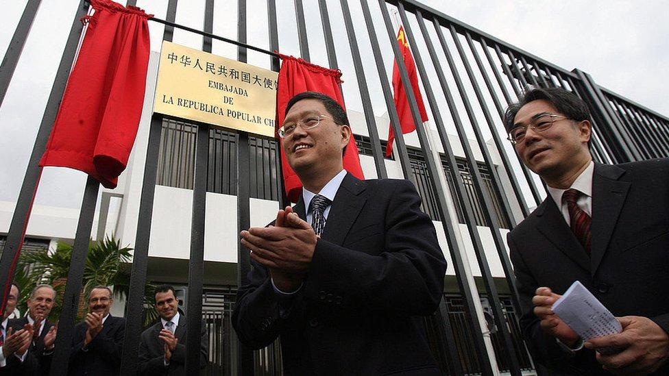Embajada de China en Costa Rica