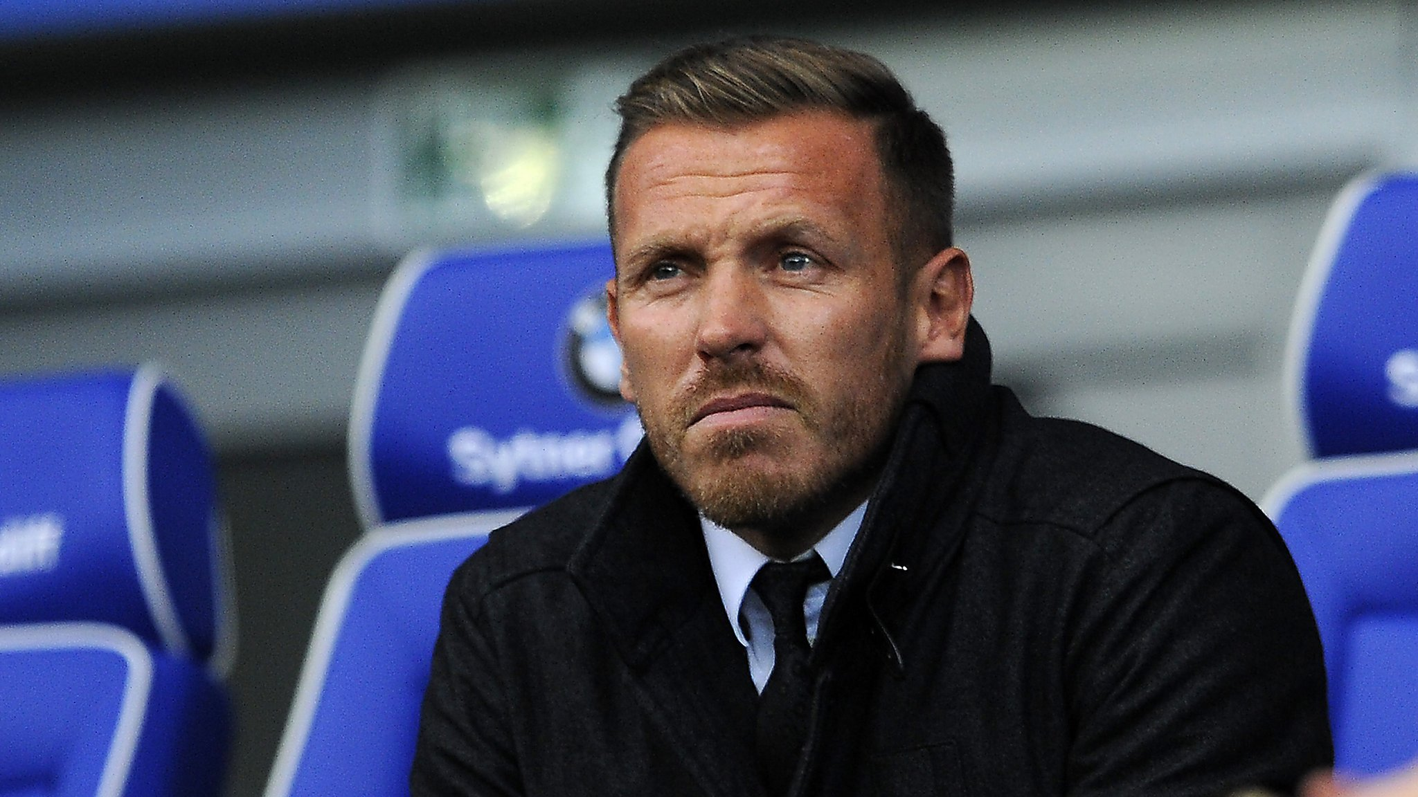 Craig Bellamy and John Hartson eye Wales manager role