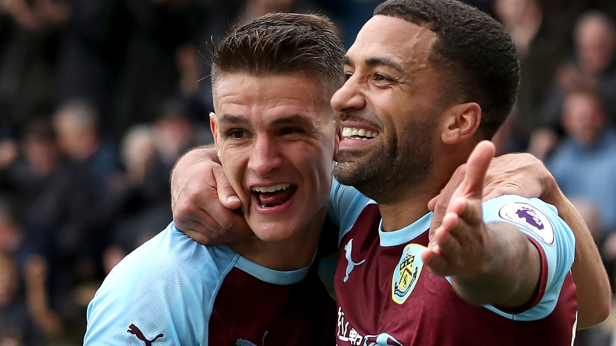 'Back to basics' Burnley thrash Bournemouth for first win