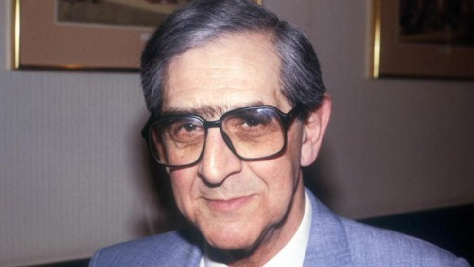 TV host Denis Norden dies aged 96