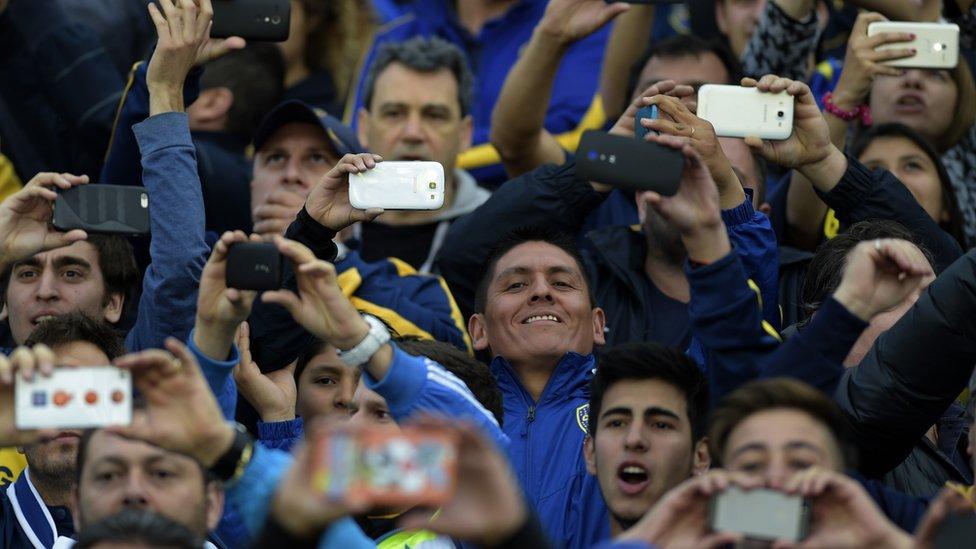 Los teléfonos de iPhone representan un 3% de los móviles en Argentina, según la consultora de Carrier y Asociados.