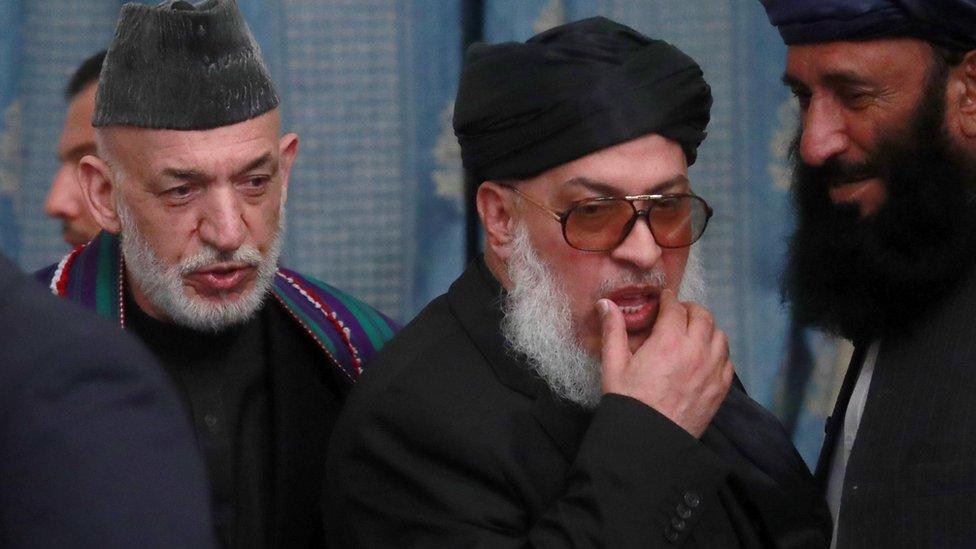 مسکو ته د طالبانو سفر؛ افغان حکومت ملګرو ملتونو ته شکایت کړی