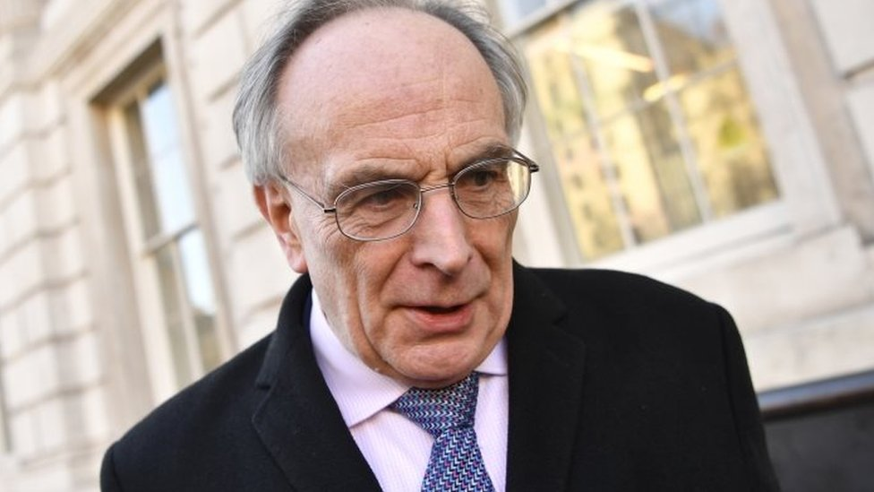 Brexit: Tory MP Peter Bone denies Brexiteers are split