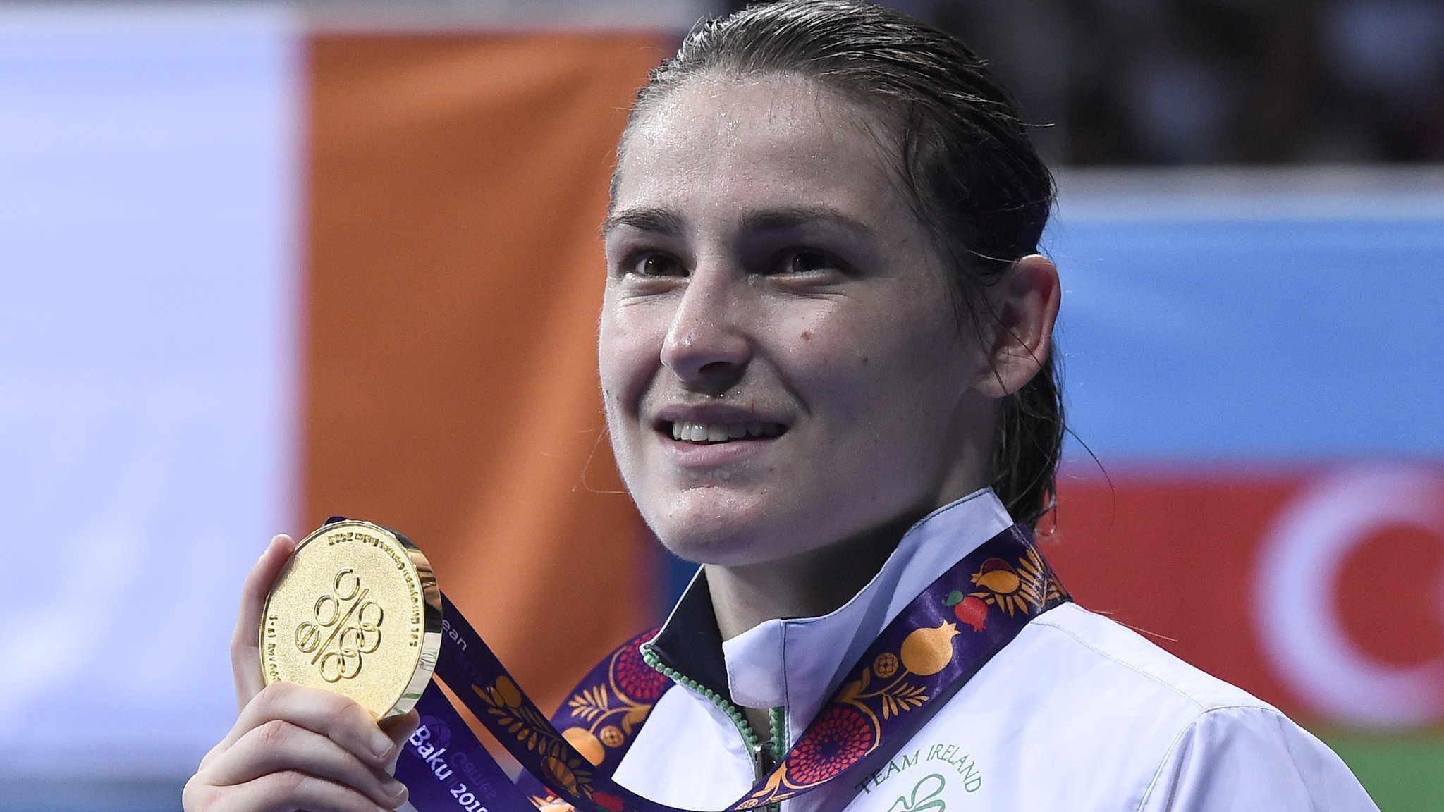 London gold medallist Taylor considering professional switch