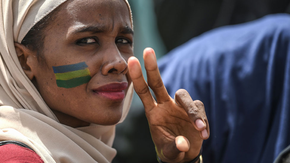 Alastair Leithead: Sudan stand-off after president ousted