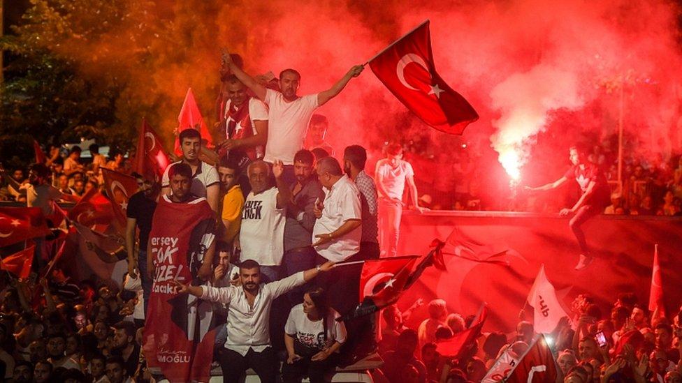 Istanbul mayoral re-run: Erdogan's ruling AKP loses again