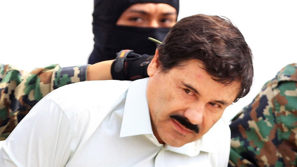 El Chapo trial: Five facts about Mexican drug lord Joaquín Guzmán