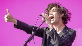 BBC - Newsbeat - The 1975, Mumford & Sons and Fleet Foxes for Latitude 2017