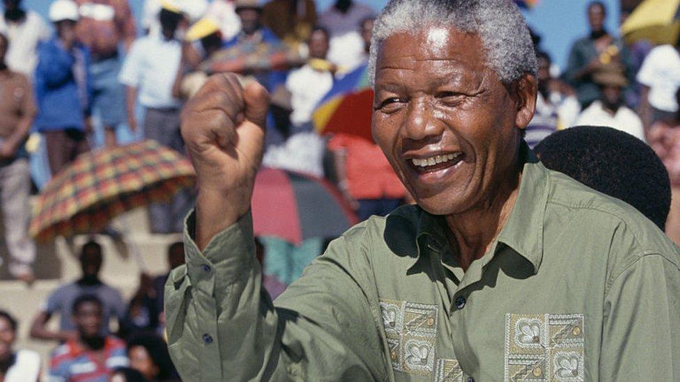 Michael Cohen's book: ANC blasts 'divisive' Trump over Mandela thumbnail