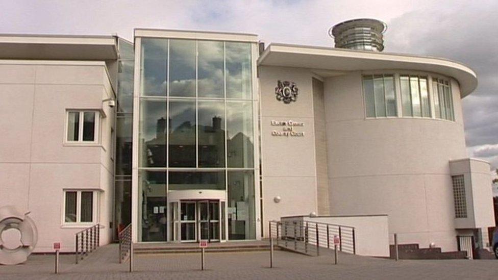 Teenager sentenced for rape of children in Devon