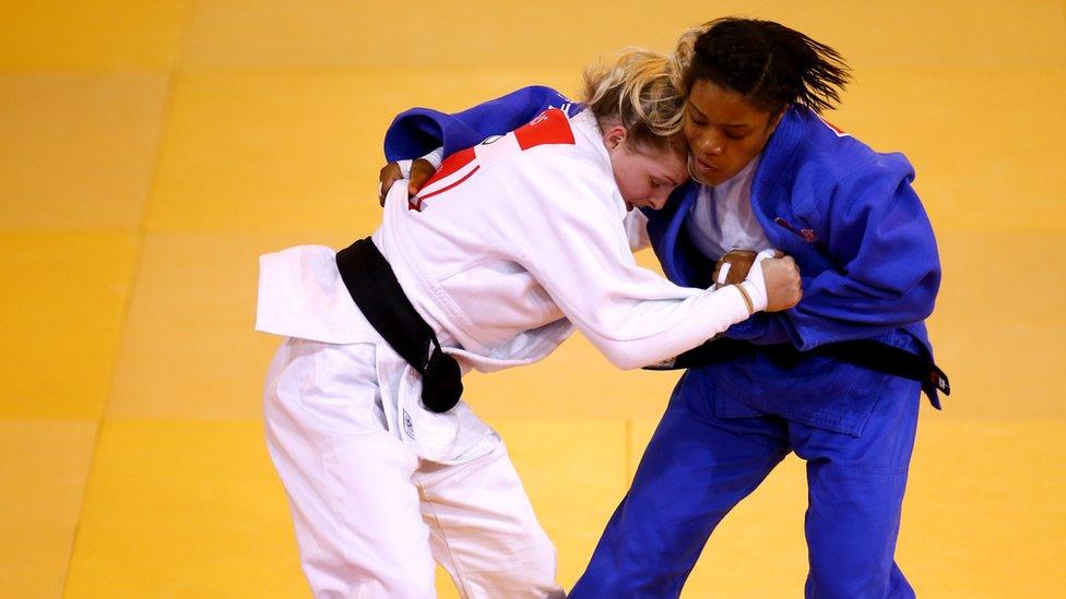 Brain injury will prevent return to judo - Commonwealth medallist Inglis