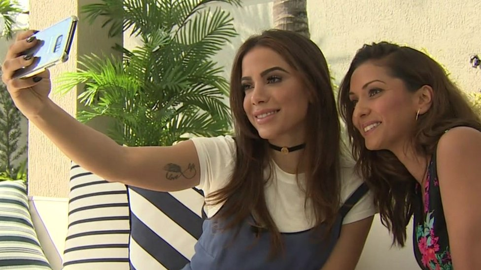 Singer Anitta 'anxious' ahead of Rio opening ceremony