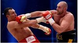 Tyson Fury v Wladimir Klitschko