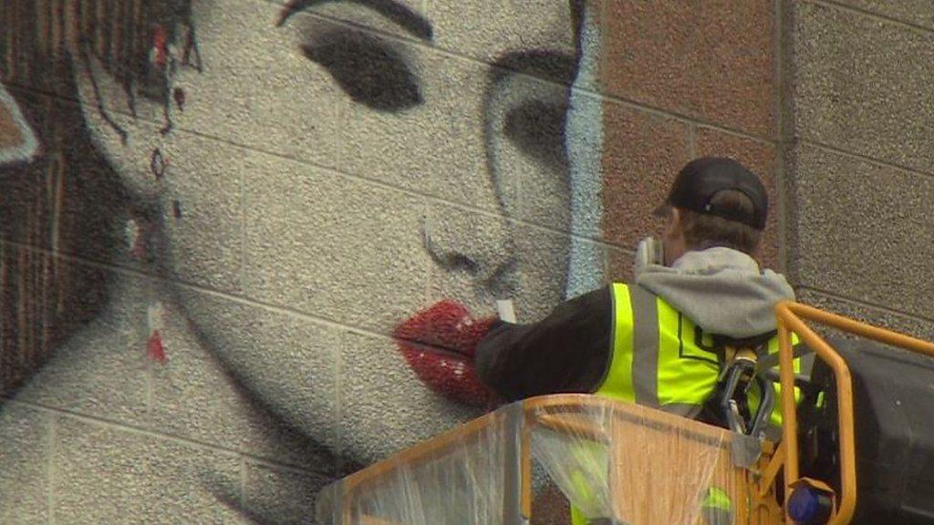 Aberdeen Nuart street festival gets under way