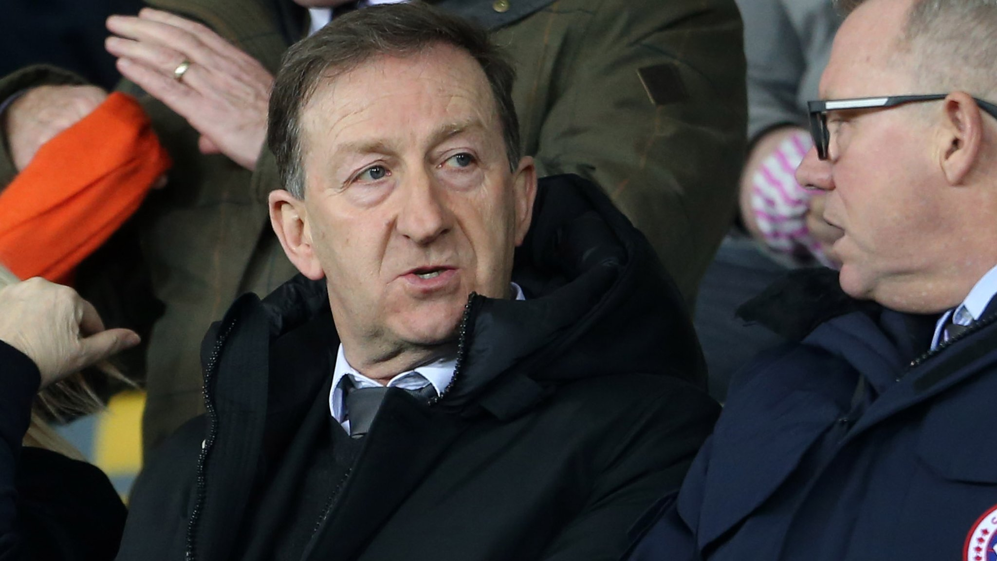 Huw Jenkins: Ex-Swans chairman hopes they unite and thrive