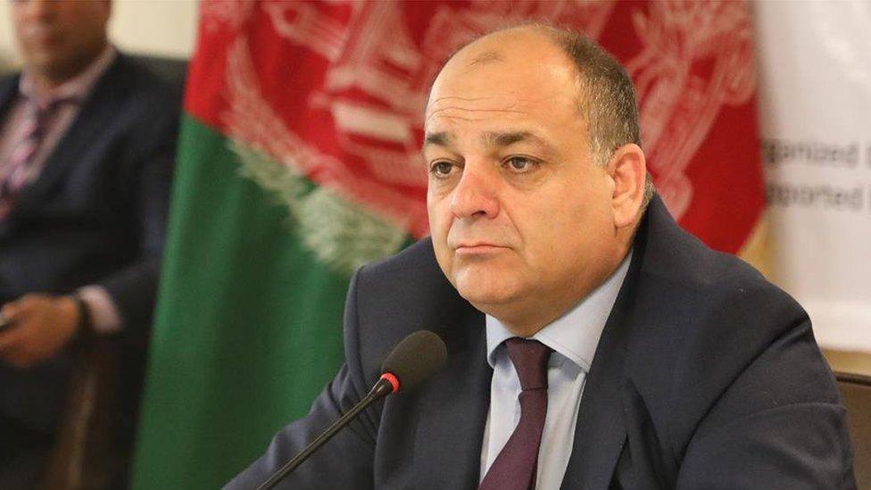 عاملان پرتاب موشک به کابل 'بازداشت شدند'